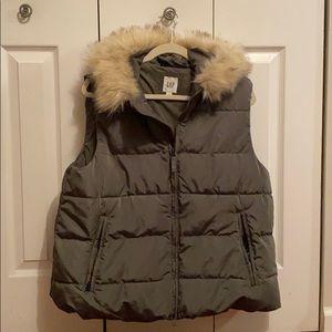 Gap women's XL vest